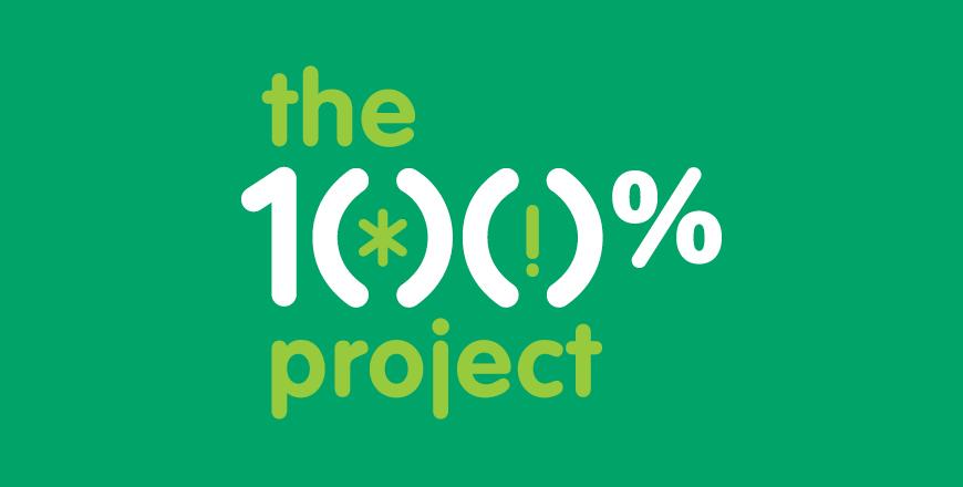 100% Project Branding